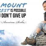 Story of Arunima Sinha